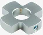 Panel support - Four Way Spacer