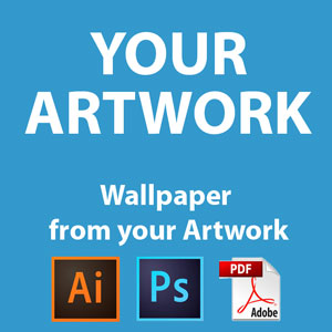 Wallpaper from Photoshop or Illustrator Artwork