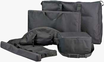 Exhibition Stand Carry Cases : Transit cases and carry bags