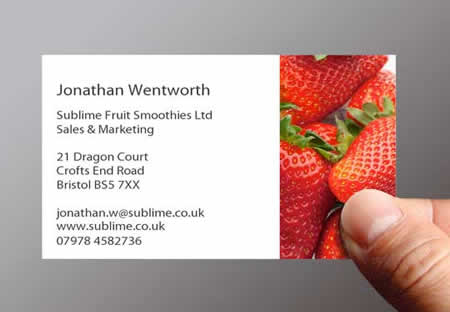 Quality Business Card