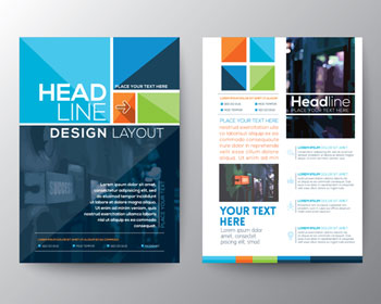 A5 Folded Leaflet And Flyer Printing